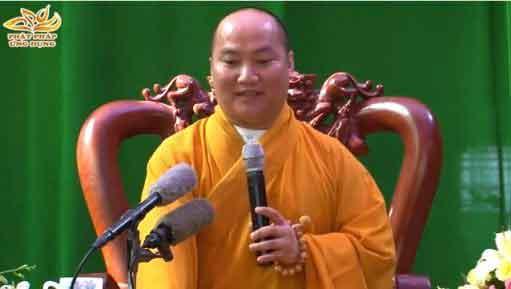ban khong the song mot minh thich phuoc tien 2014