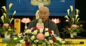 Khai thị của pháp sư Tịnh Không