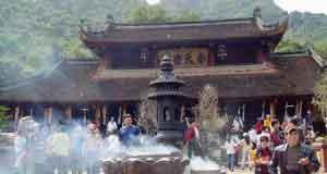 Ngôi chùa thiêng nhất