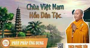 Chùa Việt Nam hồn dân tộc
