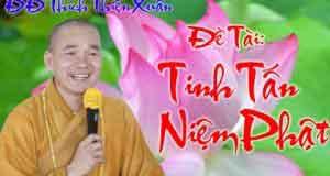 Tinh tấn niệm Phật