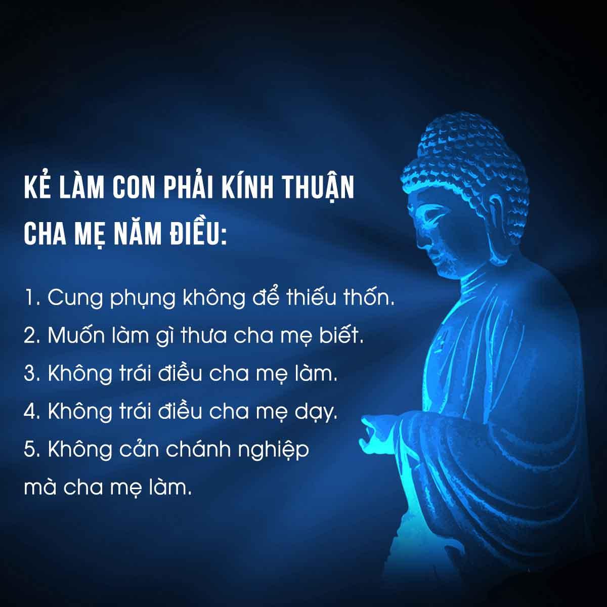 Đạo nghĩa gia đình theo lời Phật dạy 1