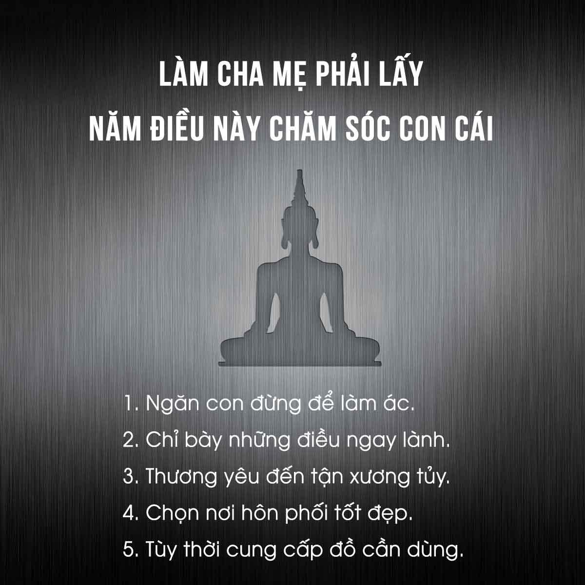 Đạo nghĩa gia đình theo lời Phật dạy 2