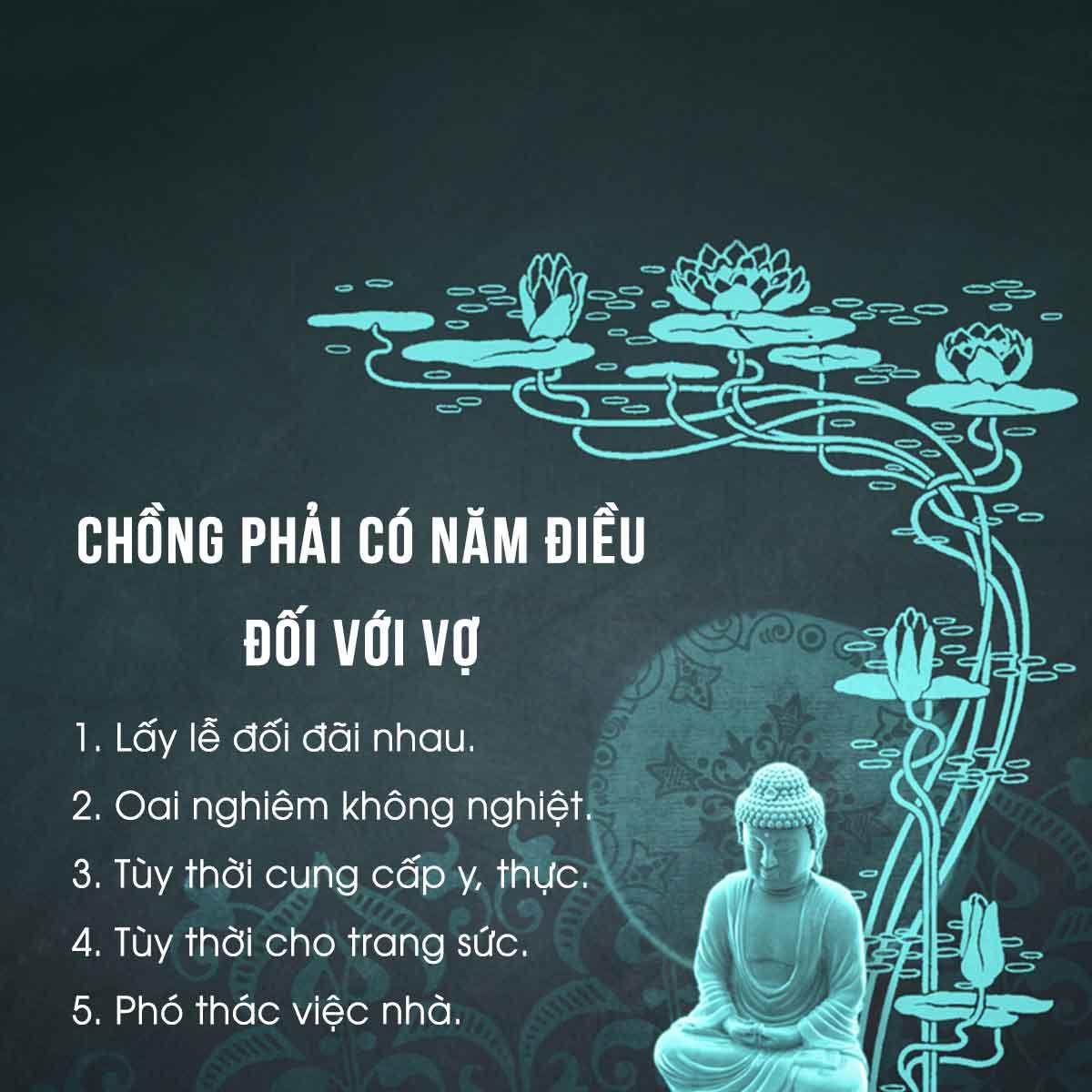 Đạo nghĩa gia đình theo lời Phật dạy 3