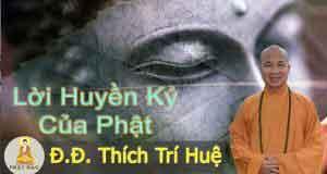 Lời huyền ký của Phật