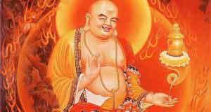 Hình Phật Di Lặc