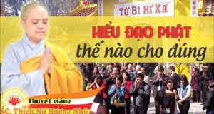 Hiểu đạo Phật thế nào cho đúng