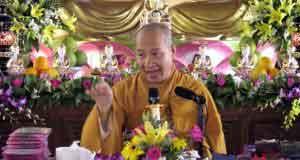 Ứng dụng và thực hành lời Phật dạy