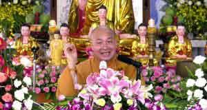 Báo hiếu theo tin thần Phật pháp