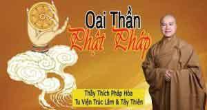 Oai Thần Phật Pháp