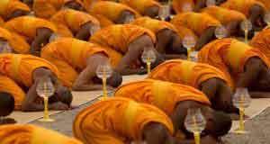 Phật không độ người không có duyên