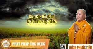 Bao giờ hết mê tín ở Việt Nam