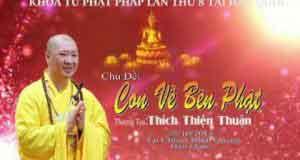 Con về bên Phật