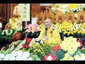 Đời sống lành mạnh đạo đức của người Phật tử tại gia