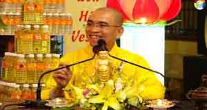 Giọng nói đôi mắt và nụ cười của Phật