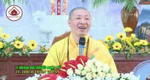 Ý nghĩa đời người Phật tử