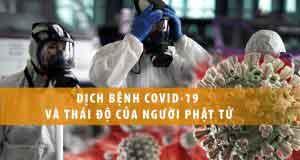 Viêm phổi cấp virus corona và thái độ người Phật tử