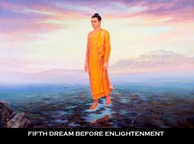 5 giấc mơ diệu kỳ của Đức Phật