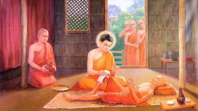 Tư duy lời Phật dạy nhân mùa dịch