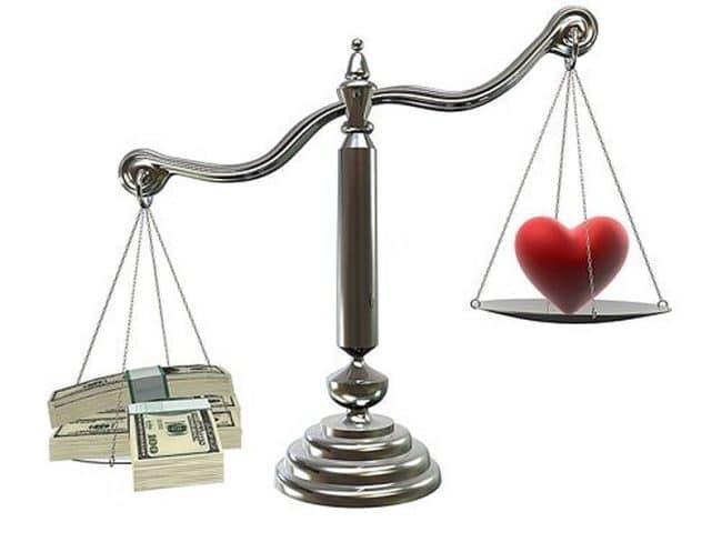 Sức khỏe và tiền bạc